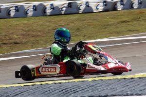 Pedro Ebrahim, de Curitiba, disputará a categoria Júnior
