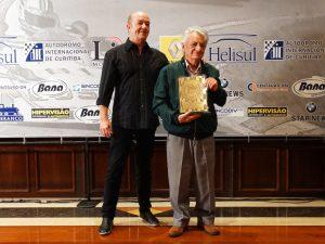 Danilo Afornali, um dos mais experientes preparadores do Paraná