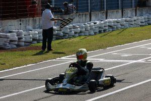 Victor Carvalho será um dos representantes de Londrina na categoria Sênior B