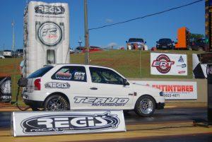 Cezar Augusto Ferreira só precisa estar entre os três primeiros para ser campeão da Dianteira Turbo B