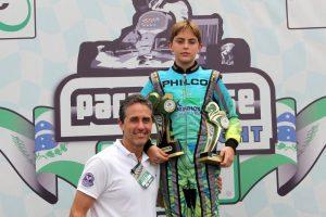 José Luiz Muggiati conquista mais um título, agora o Paranaense da Júnior Menor