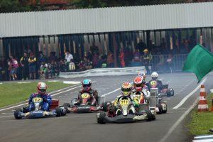 Com um belo grid, a categoria Sênior B mostrou equilíbrio do início ao fim do Campeonato Paranaense