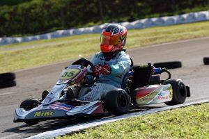 Stefano Marins, vice-campeão da categoria Júnior