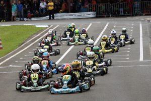A categoria Cadete deve ter um dos maiores grids no Open do Sul-Brasileiro de Kart e abertura do Paranaense Light