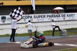 Alessandro Xavier mostra talento e vence a categoria Shifter