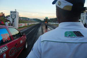 A pista do Race Park sediará três das quatro etapas da temporada deste ano do Paranaense de Arrancada