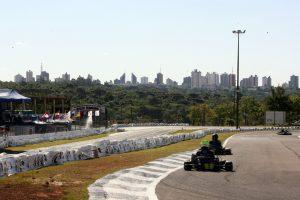 O Kartódromo Delci Damian recebe kartistas da região Oeste para a etapa de abertura do Citadino de Cascavel