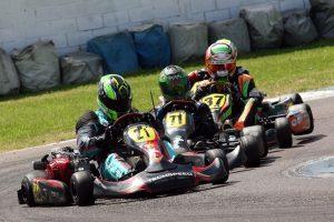 Leandro Ferreira larga na frente na classificação ao vencer a categoria F-4