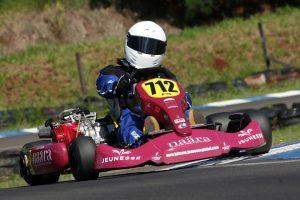 Luiz Sato será um dos muitos londrinenses a competir na categoria F-4 Super Sênior