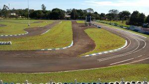 O Kartódromo de Campo Mourão está pronto para as sete etapas do Metropolitano
