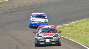 Marcos Cortina e Beto Vanzin venceu a categoria Turismo I marcando todos os pontos possíveis