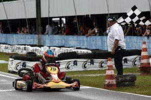 Renato Cavalcante, do Mato Grosso do Sul, sagrou-se campeão da categoria F-4 Sênior