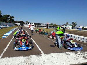 A etapa de abertura do Metropolitano de Kart de Campo Mourão superou todas as expectativas