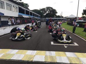 A categoria Cadete terá um excelente grid na prova deste sábado em Foz do Iguaçu