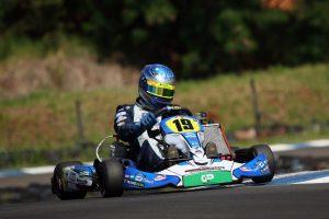 Marcos Fernandes repete a vitória da primeira etapa na categoria 125 A