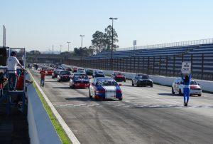 O grid das categorias Marcas e Turismo contou com 33 carros