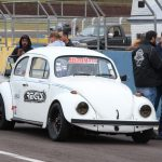 O cascavelense Maycon Vieira de Araújo é o novo dono do recorde da pista do Zimar Beux na categoria Turbo Street Traseira (Foto: Felipe Klump)