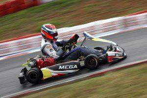 Kleber Eletric garantiu o título da categoria Super F-4 para o Paraná