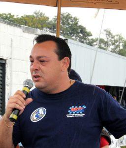 Bruno Sgarioni planeja oferecer premiação em dinheiro no Paranaense Light de Kart do próximo ano (Foto: Mario Ferreira)