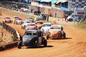 A categoria Fusca Velocidade será uma das atrações do Festival de Endurance (Foto: Divulgação)