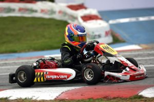Filipe Vriesman, de Carambéi, sagrou-se campeão da categoria Mirim (Foto: Mario Ferreira)