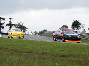 A categoria Turismo 5000 encerra mais uma temporada com boas disputas (Foto: Divulgação)