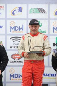 O catarinense Marcel Sedano é o campeão da categoria Marcas A em 2018 (Foto: Fábio Donega/Divulgação)