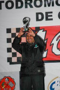 O cascavelense Paulo Bento é o vice-campeão da categoria Marcas A nas duas temporadas (Foto: Vanderley Soares/Divulgação)