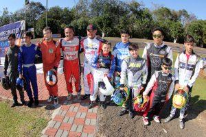 Todos os pilotos de Foz do Iguaçu que disputaram o Campeonato Paranaense estarão na prova (Foto: Mario Ferreira)