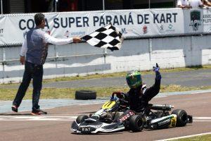 Leonardo Torres Groscos conquistou o título da categoria Sênior A(Foto: Mario Ferreira)