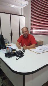 Wagner Monteiro, presidente do Kart Clube de Cascavel, quer atrair o maior número possível de kartistas para as duas primeiras etapas (Foto: Divulgação)
