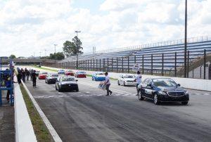 A categoria Marcas teve bons pegas na abertura da temporada (Foto: Divulgação)