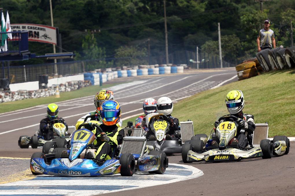 Metropolitano de Kart de Cascavel terá a 2ª etapa sexta-feira e sábado c4da6d64fa957