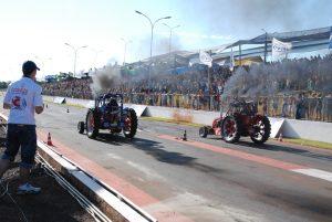 Maripá terá neste fim de semana o tradicional GP de Arrancada de Tratores (Foto: Divulgação)