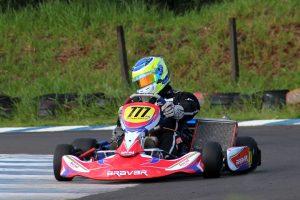 Carlos Saderi conquistou a vitória na categoria Super Sênior (Foto: Mario Ferreira)