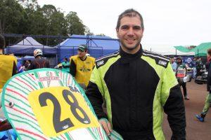 Rafael Paiva, piloto e vice-presidente do Kart Clube de Cascavel (Foto: Mario Ferreira)