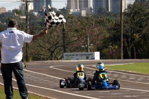 Alfredinho Ibipaina conquistou o título da categoria Cadete para o Paraná (Foto: Mario Ferreira)