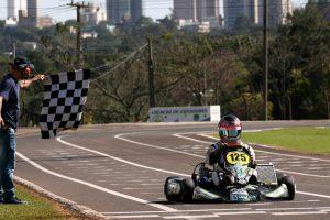 Jedson Vicente, do Paraná, conquistou o título da categoria na Super Sênior Máster (Foto: Mario Ferreira)