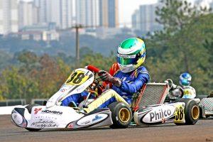 José Luiz Muggiati Neto, campeão brasileiro da Graduados, chega a Londrina na melhor fase de sua carreira (Foto: Mario Ferreira)