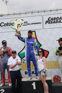 Carlos Eduardo de Souza, o SG, está na liderança das categorias Máster e Máster A (Foto: Genésio da Silva/Divulgação)