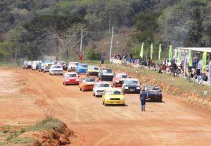 A categoria Super Chevy foi à pista com o maior grid da 4ª etapa (Foto: Divulgação)