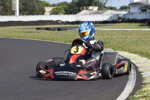 Nicolas Zaparoli conquistou o título da categoria 125cc Sprinter (Foto: Pablo Salazar)