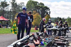 O Kartódromo Afonso Petschow terá neste sábado a última competição do ano (Foto: Divulgação)