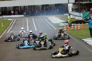 O Kartódromo Luigi Borghesi sediará a Copa Brasil de Kart, de 12 a 17 de outubro (Foto: Mario Ferreira)