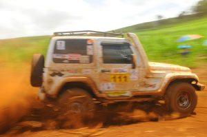 O Transparaná terá quatro dias de muita poeira ou lama, com com adrenalina