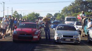 O Festival de Arrancada de São Miguel do Iguaçu atrairá muitos competidores do Paraguai e da Argentina (Foto: Divulgação)