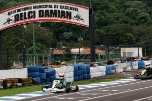 O Kartódromo Delci Damian, sede do Brasileiro do ano passado, terá a primeira competição neste fim de semana (Foto: Mario Ferreira)