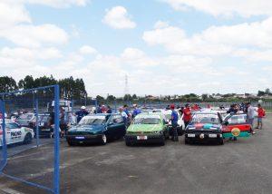 As categorias Turismo A e C iniciam a temporada com excelente grid (Foto: Bispo Neto)