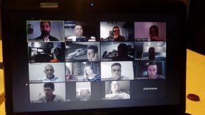 A partir de agora, o objetivo é a realização de pelo menos duas reuniões virtuais por mês (Foto: Divulgação)