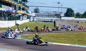 O Paranaense de Kart deste ano será disputado no Kartódromo Raceland Internacional, em Pinhais